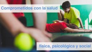 3-Compromiso con la salud física, psicológica y social
