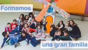 5-Formamos una gran familia